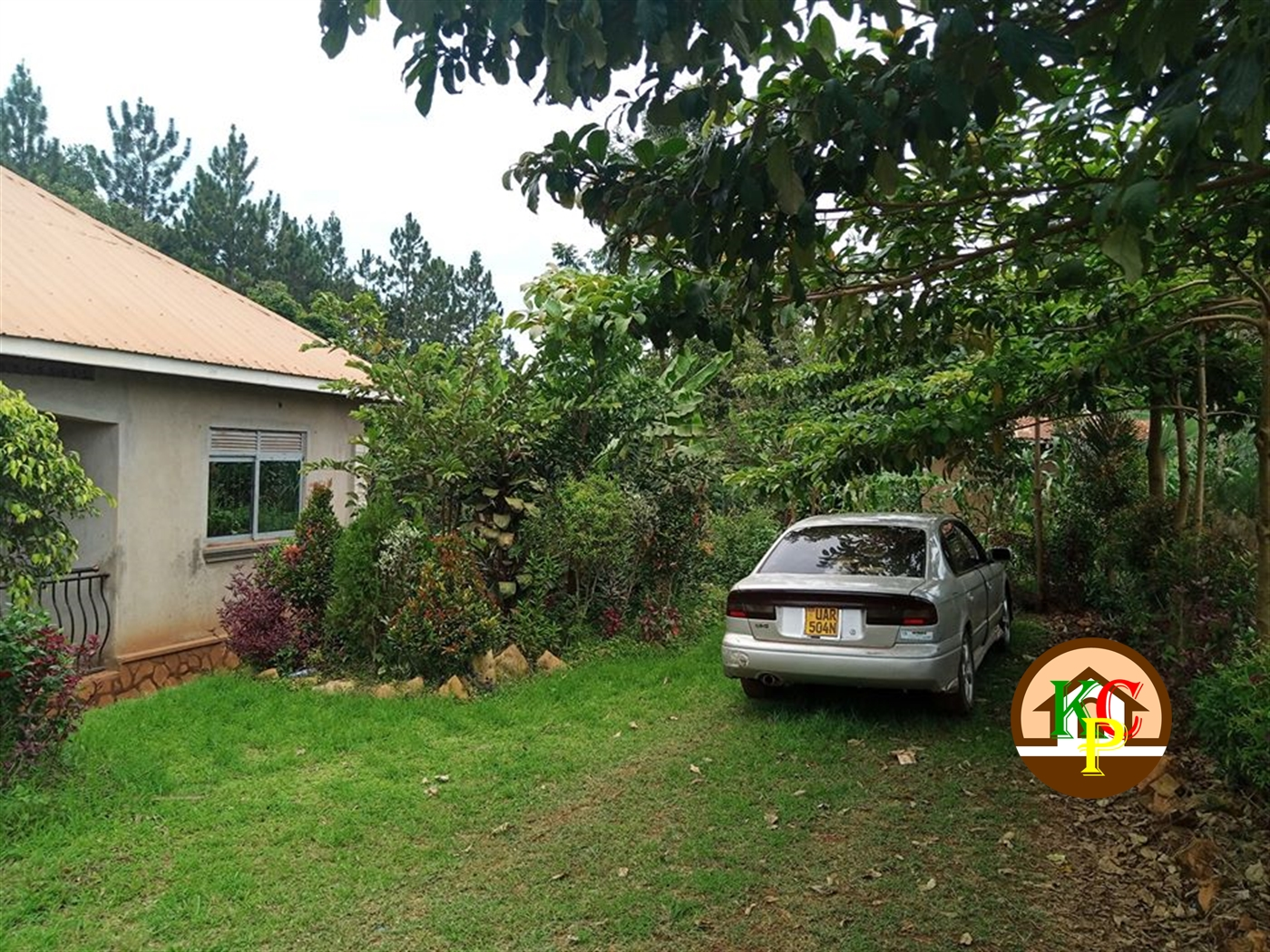 Bungalow for sale in Temangalo Wakiso