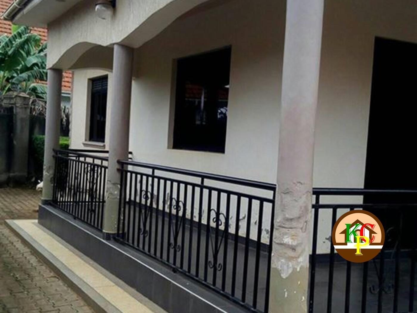 Bungalow for rent in Kyaliwajjala Wakiso
