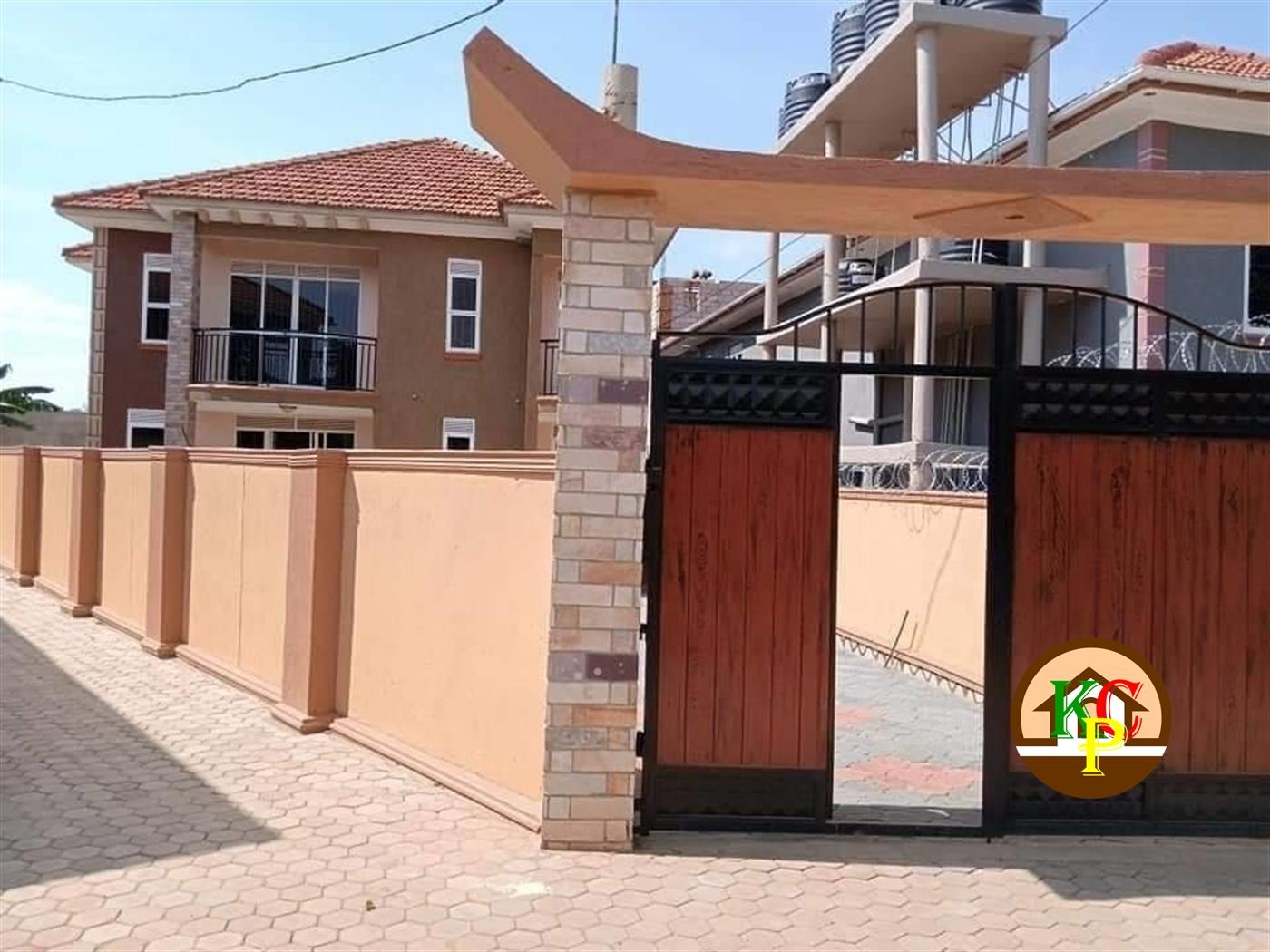 Mansion for sale in Kira Wakiso