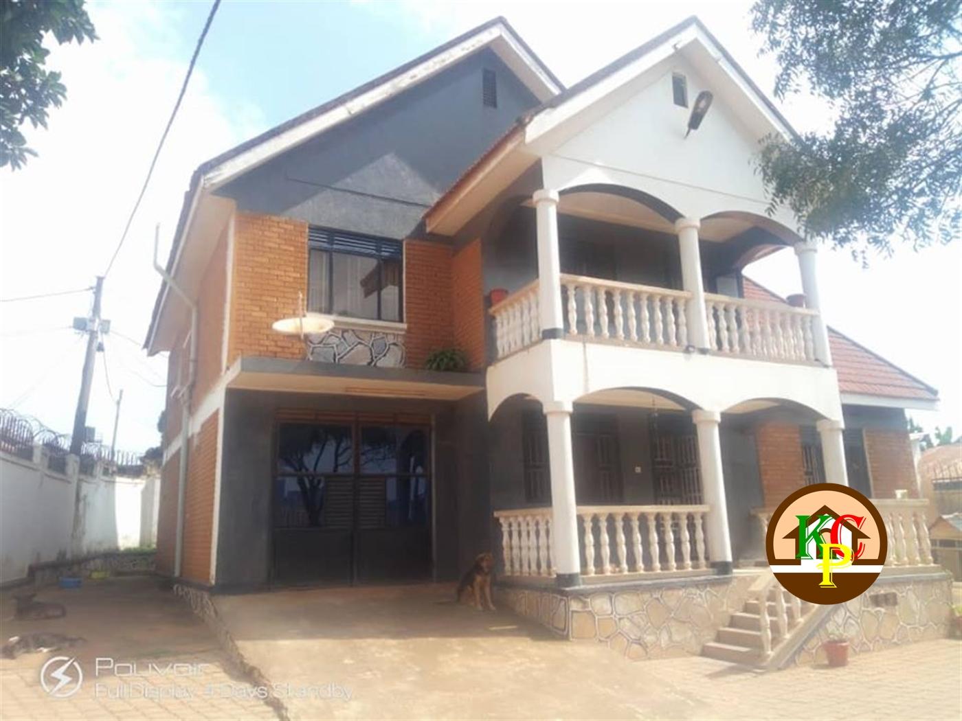 Mansion for sale in Kyebando Kampala