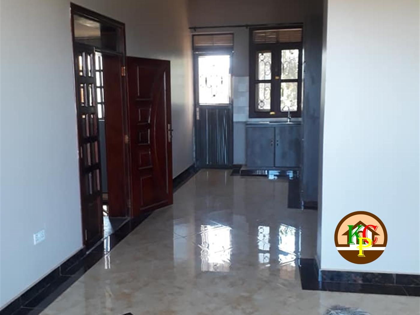Apartment for rent in Kitubulu Wakiso