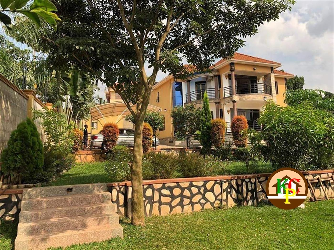 Mansion for sale in Kyanja Kampala