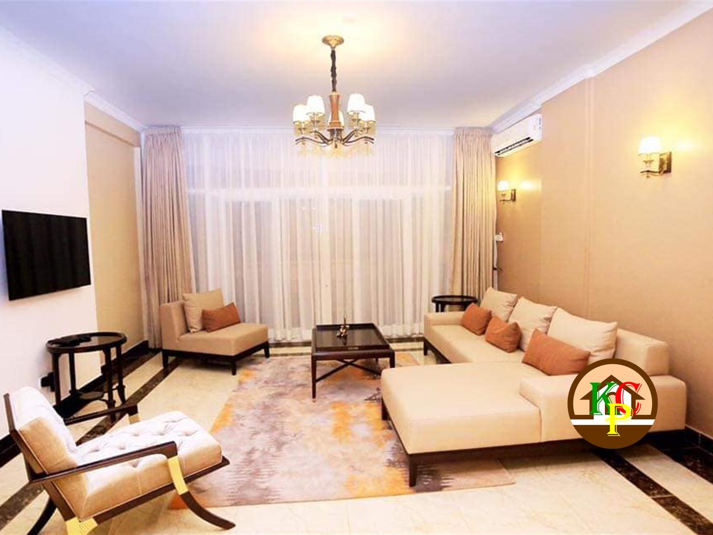 Apartment for sale in Nakasero Kampala
