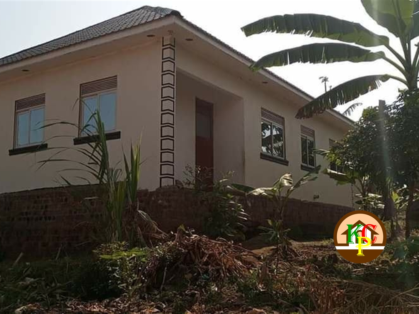 Bungalow for sale in Gayaza Wakiso