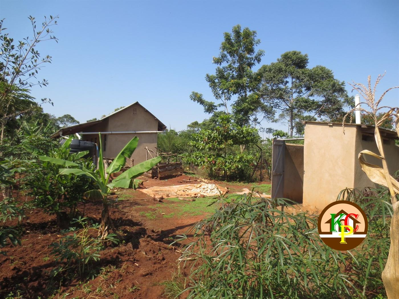 Residential Land for sale in Ziloobwe Luwero