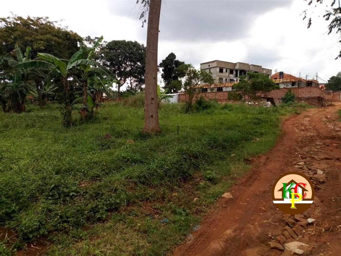 Residential Land for sale in Kyaliwajjjala Wakiso