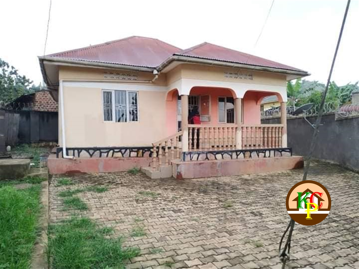 Bungalow for sale in Nanugongo Wakiso