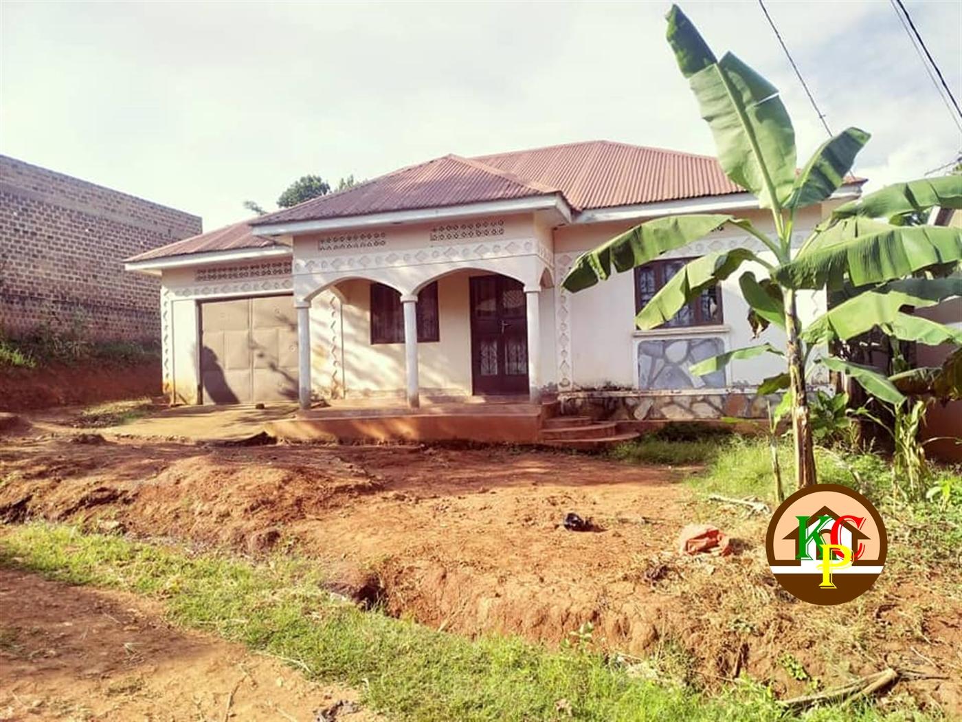Bungalow for sale in Namugongo Mukono