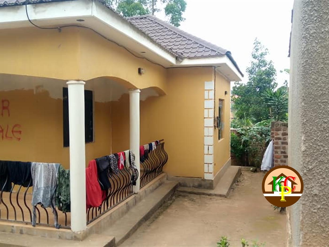 Bungalow for sale in Jjoggo Mukono