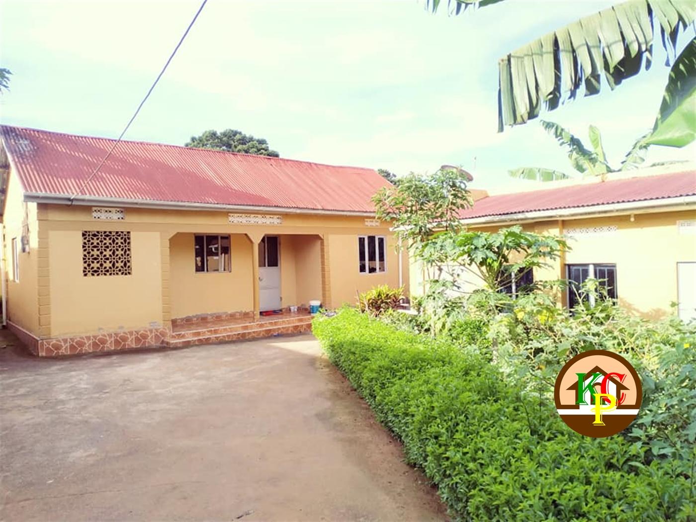 Bungalow for sale in Sonde Mukono