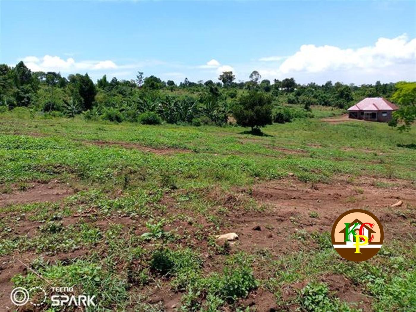 Residential Land for sale in Nakasajja Mukono