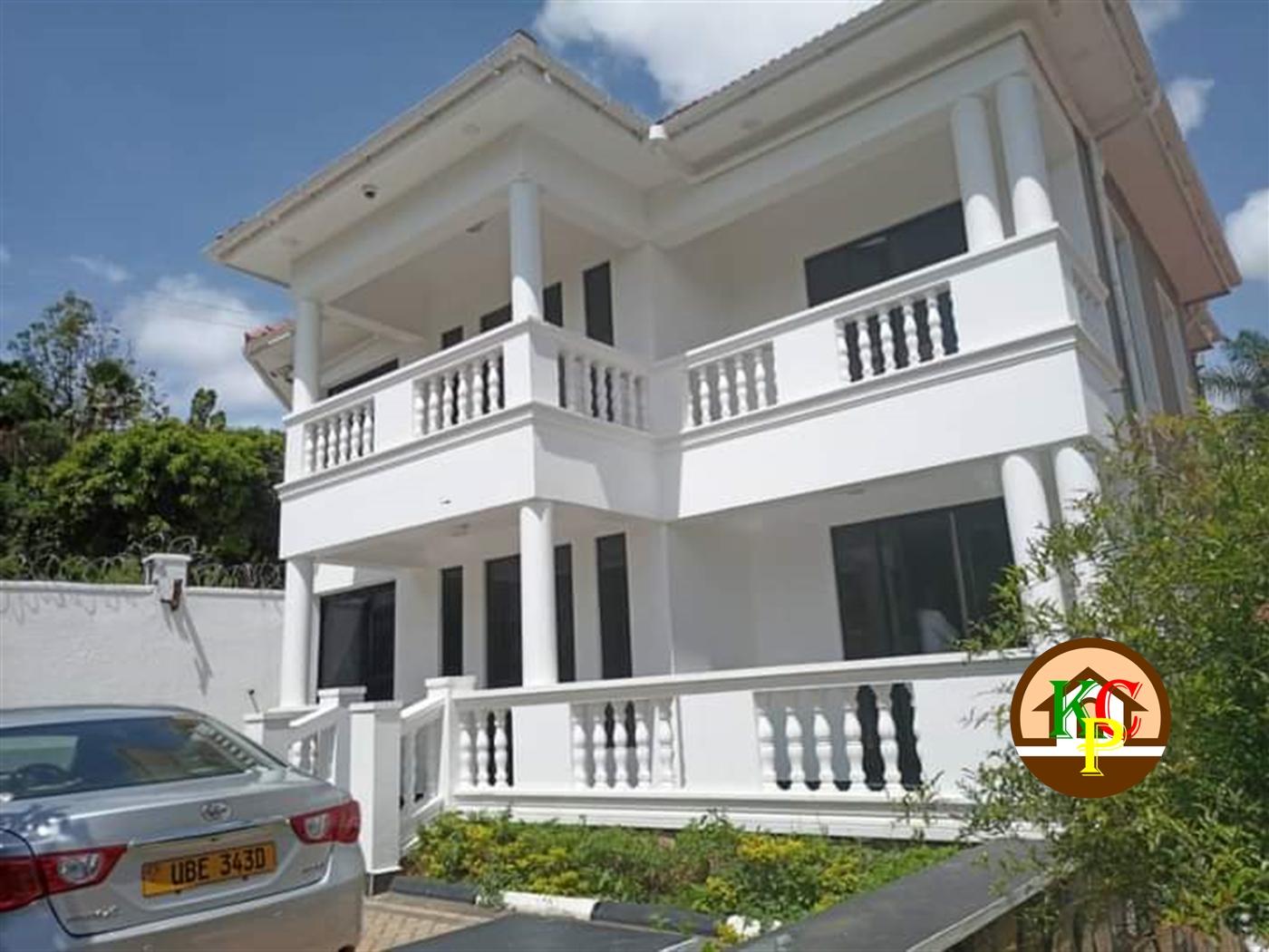 Storeyed house for sale in Buziga Kampala