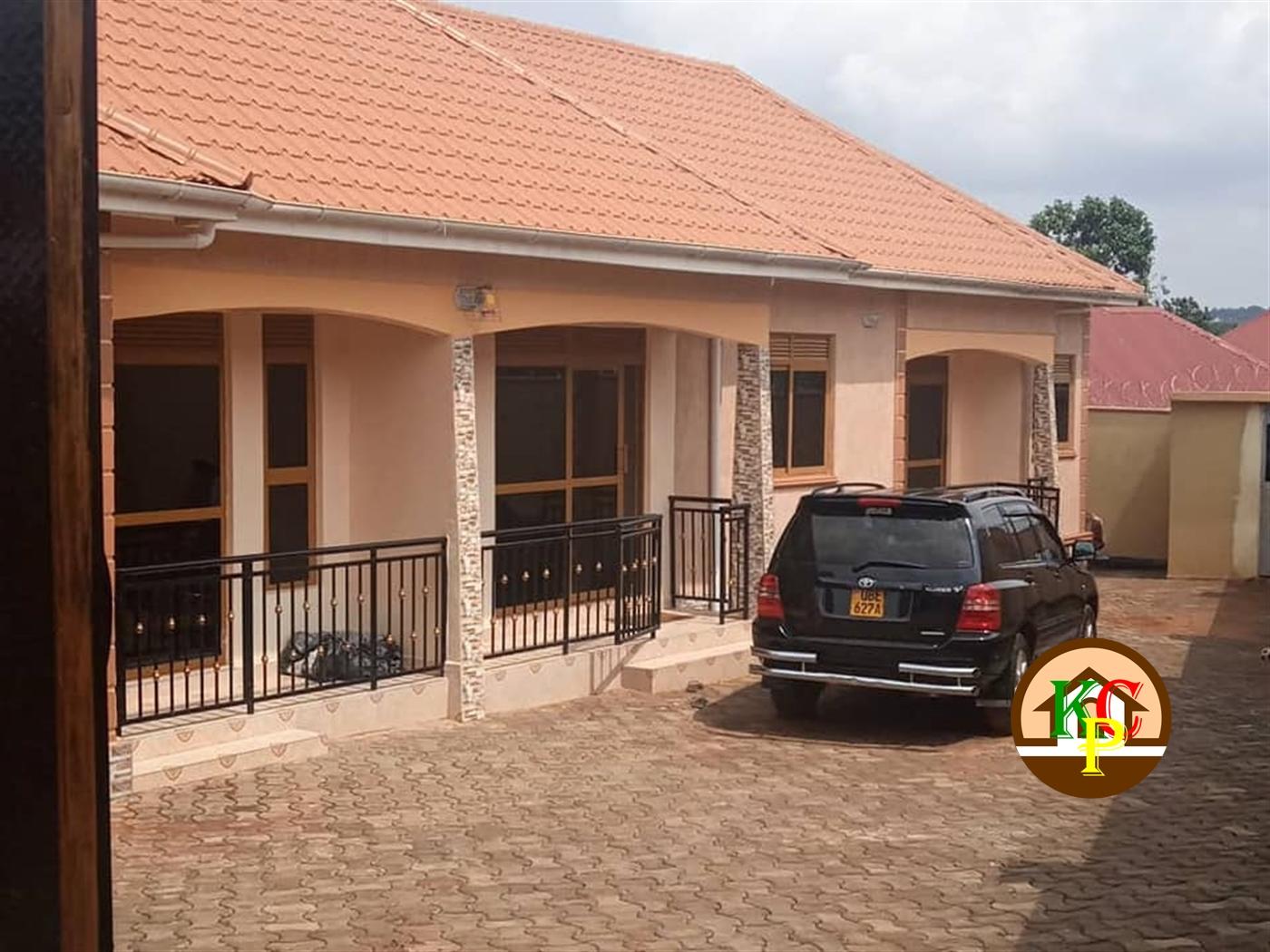Semi Detached for sale in Namugongo Wakiso