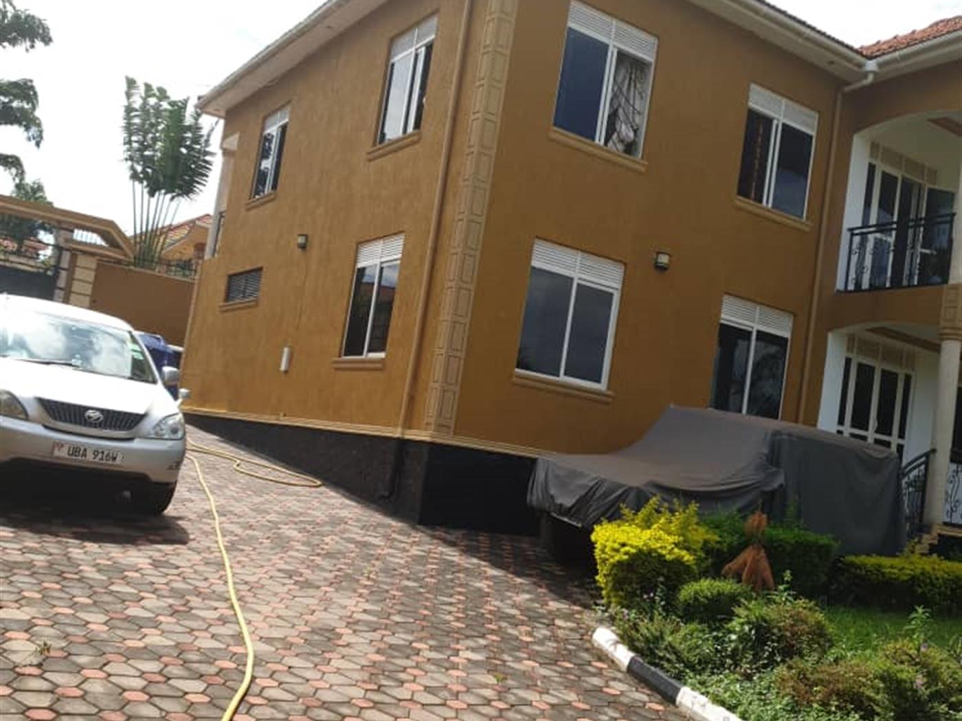 Mansion for rent in Nalya Kampala