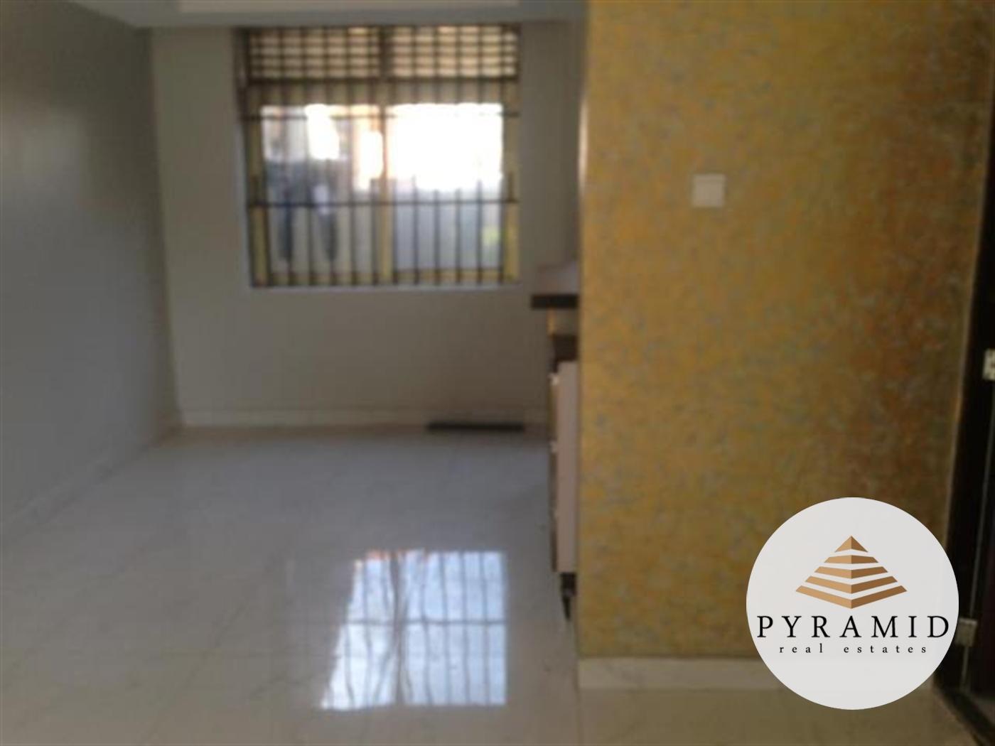 Duplex for rent in Muyenga Kampala