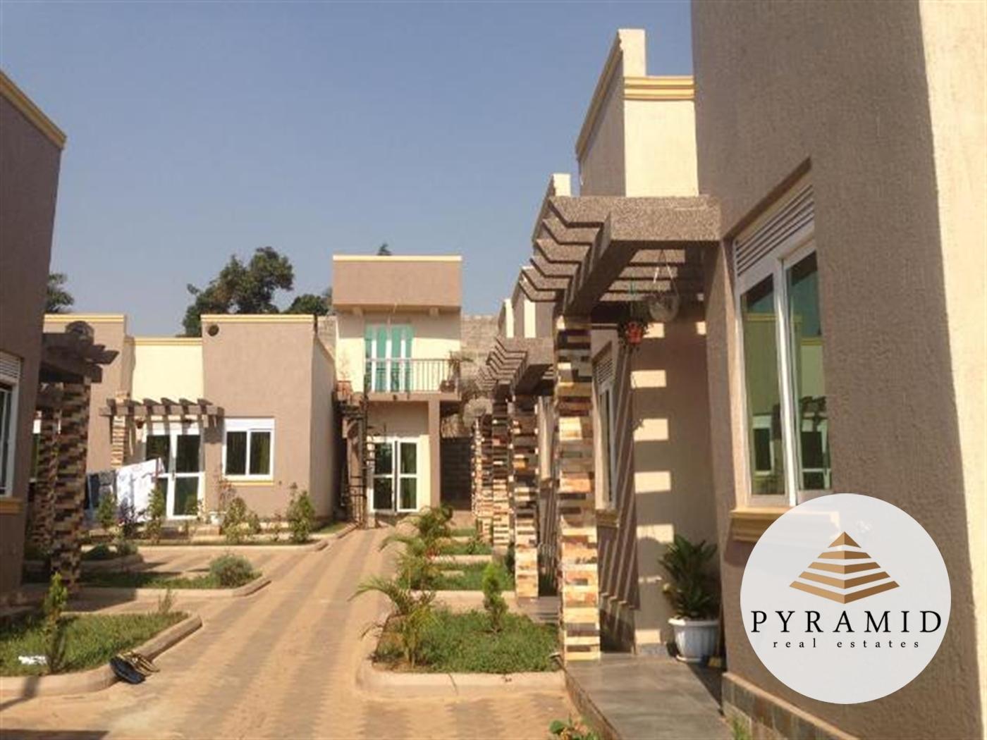 Duplex for rent in Munyonyo Kampala