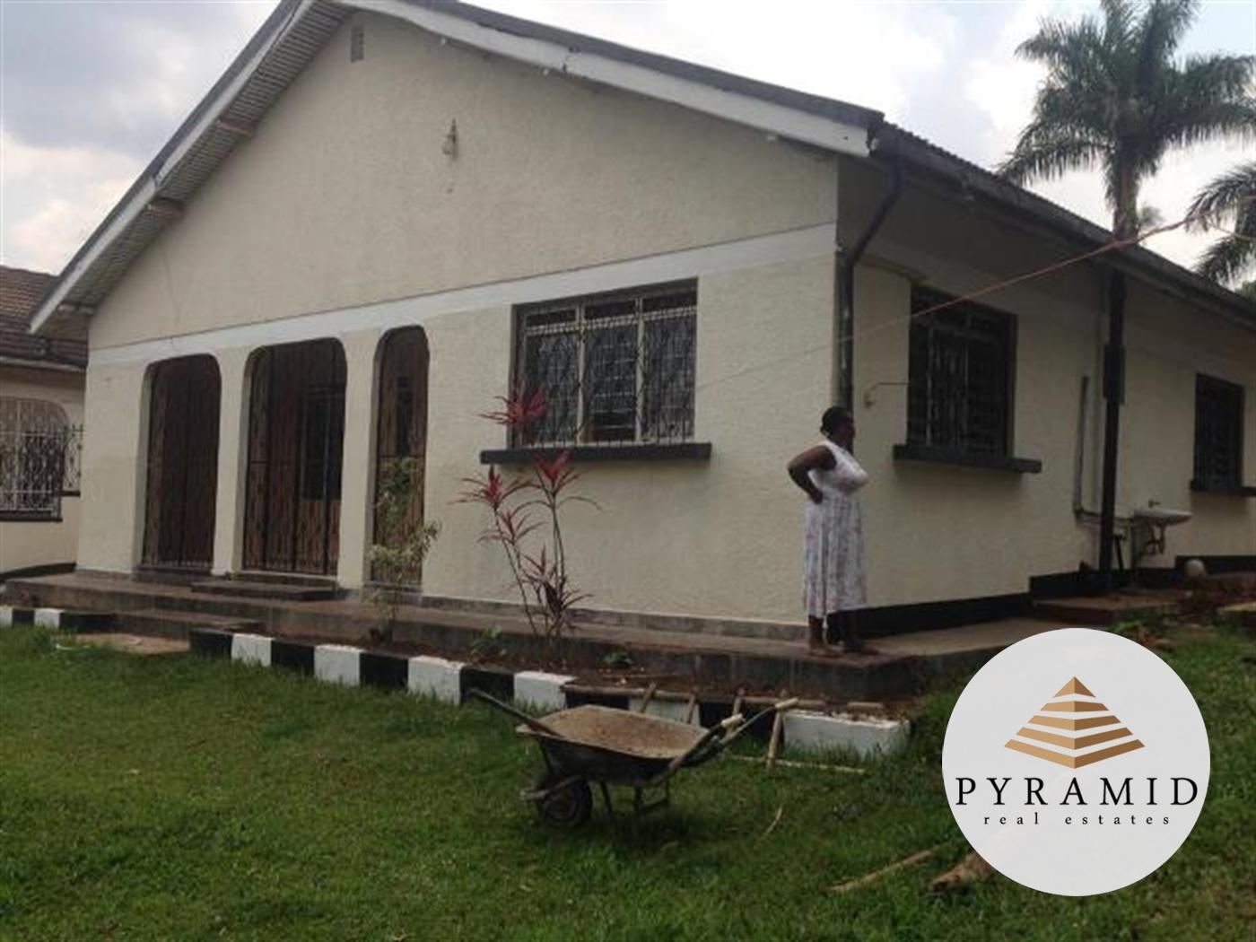 Bungalow for rent in Ntinda Kampala
