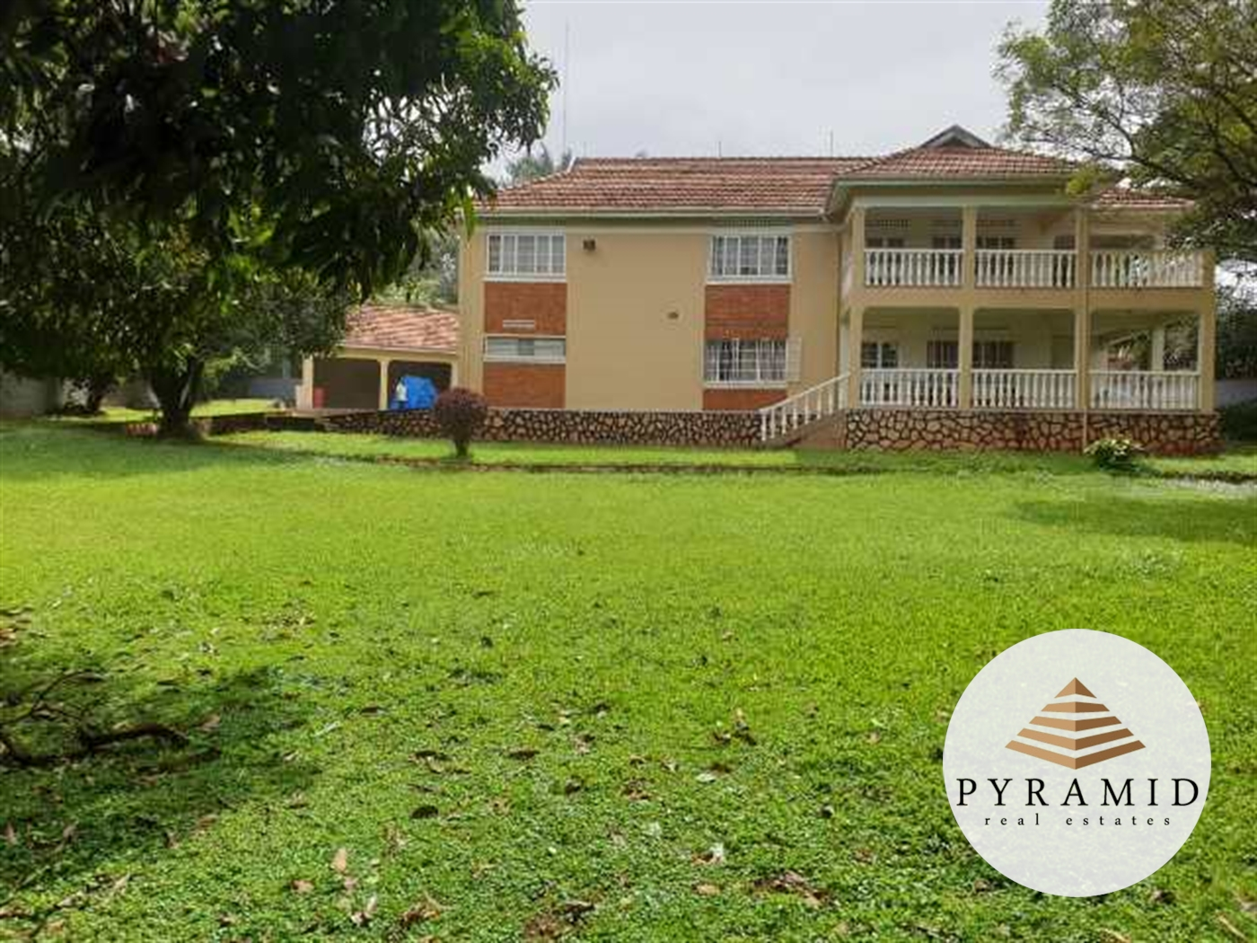 Mansion for rent in Naguru Kampala