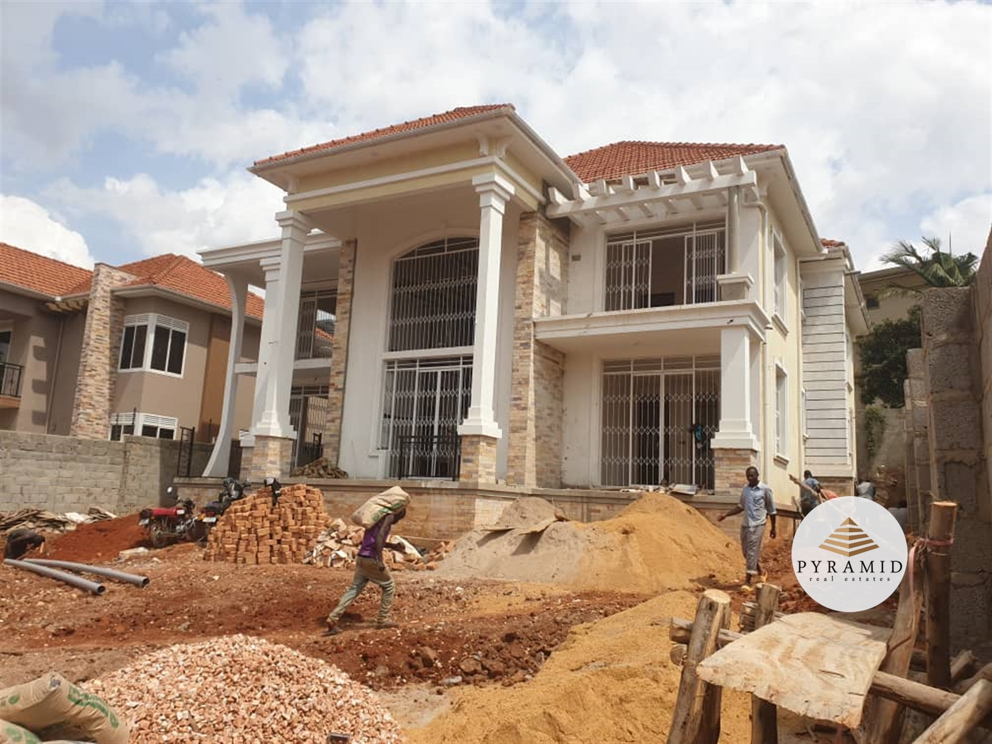 Storyed house for sale in Kiwatule Kampala
