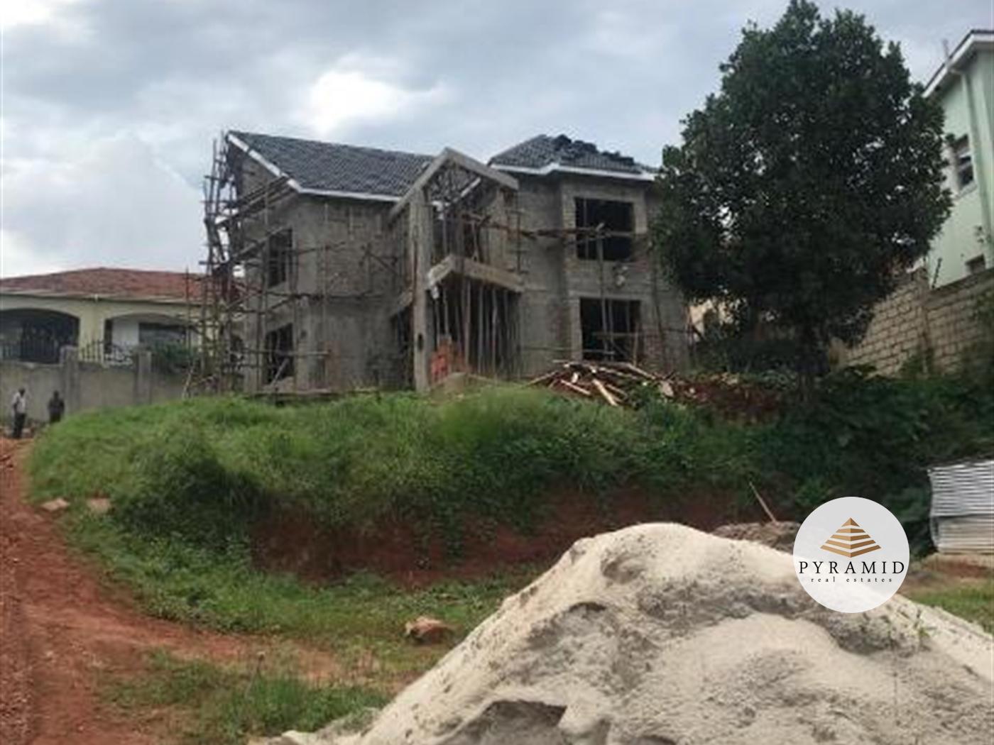 Shell House for sale in Ntinda Kampala