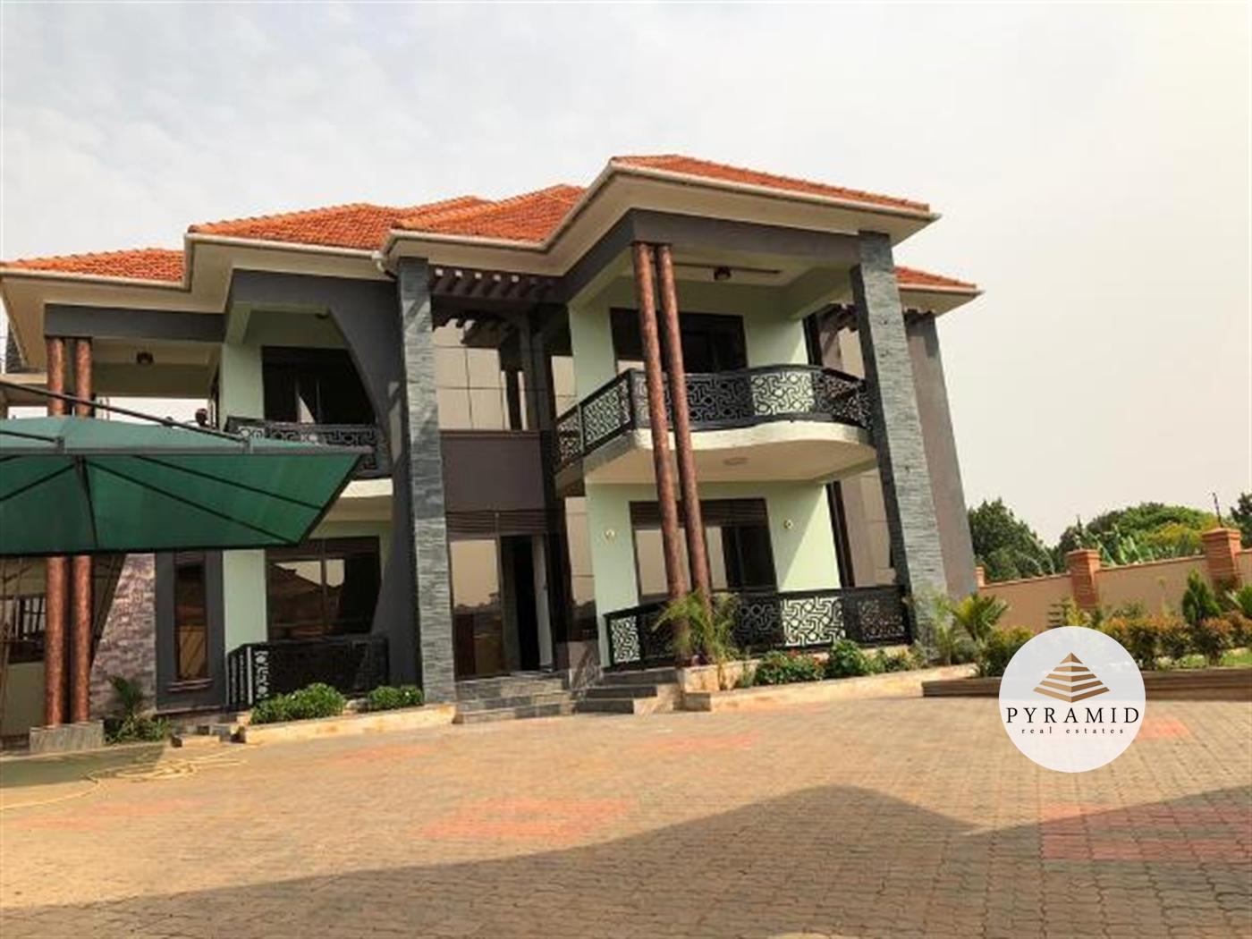 Storyed house for sale in Najjera Kampala