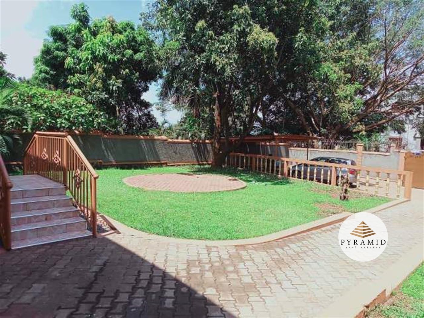 Storyed house for rent in Naguru Kampala