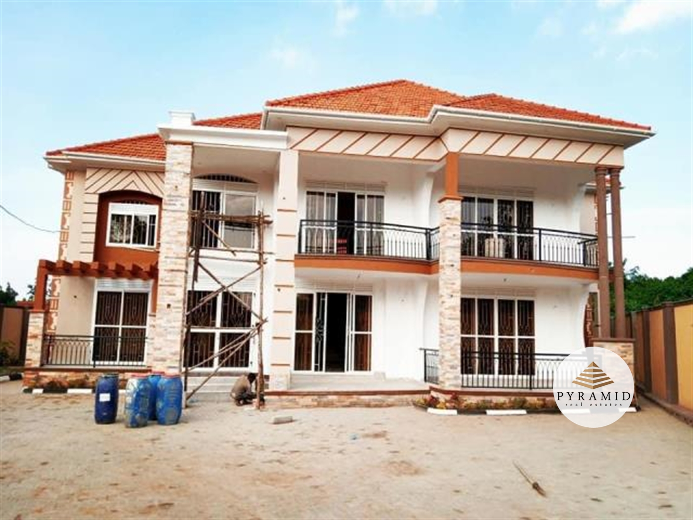 Storyed house for sale in Kiwatule Kampala