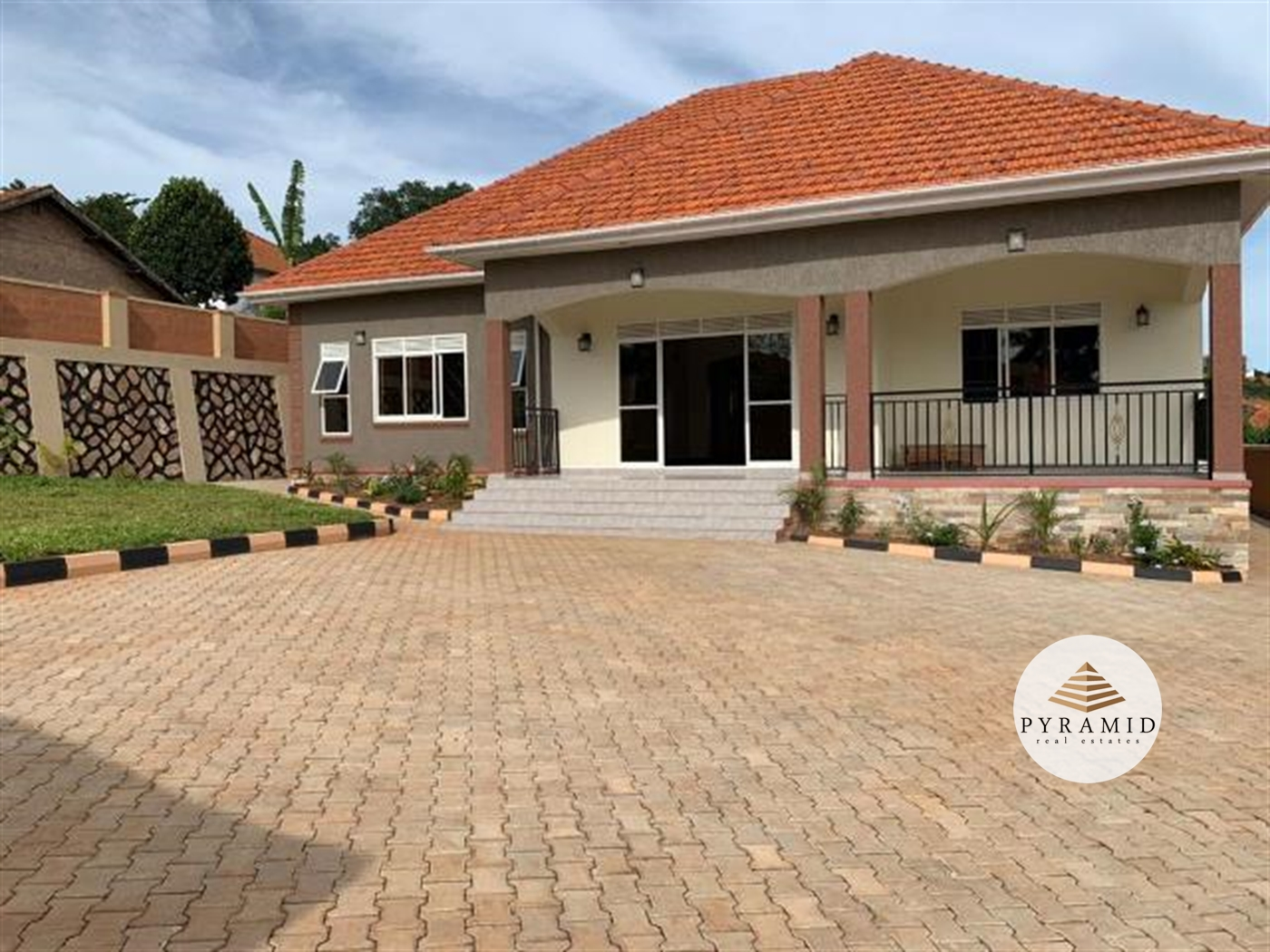 Bungalow for sale in Bwebajja Kampala