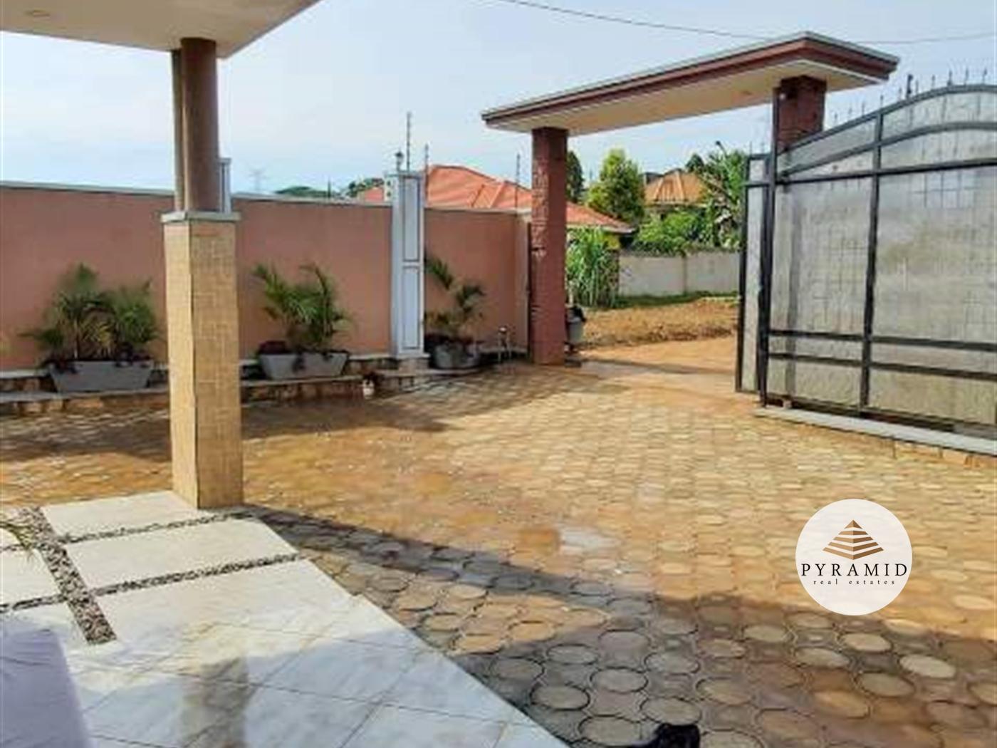 Storeyed house for sale in Kyanja Kampala