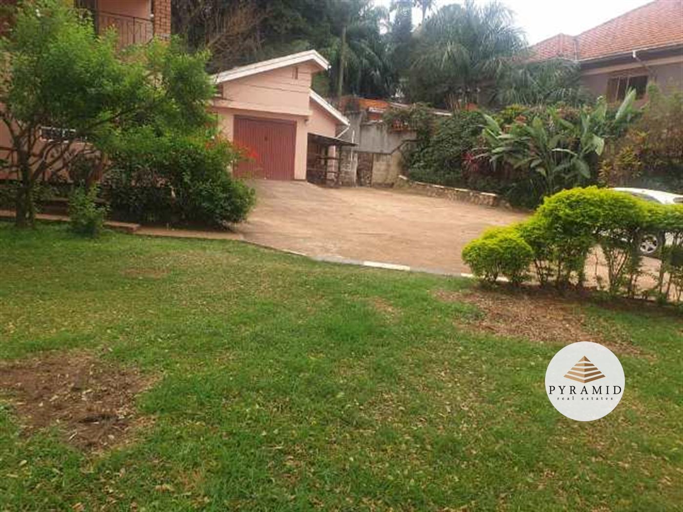Storeyed house for rent in Naguru Kalungu