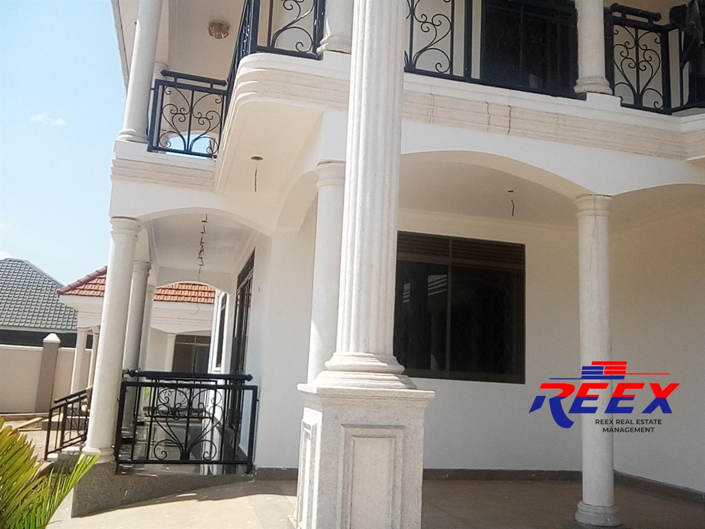 Apartment for sale in Nabuti Mukono