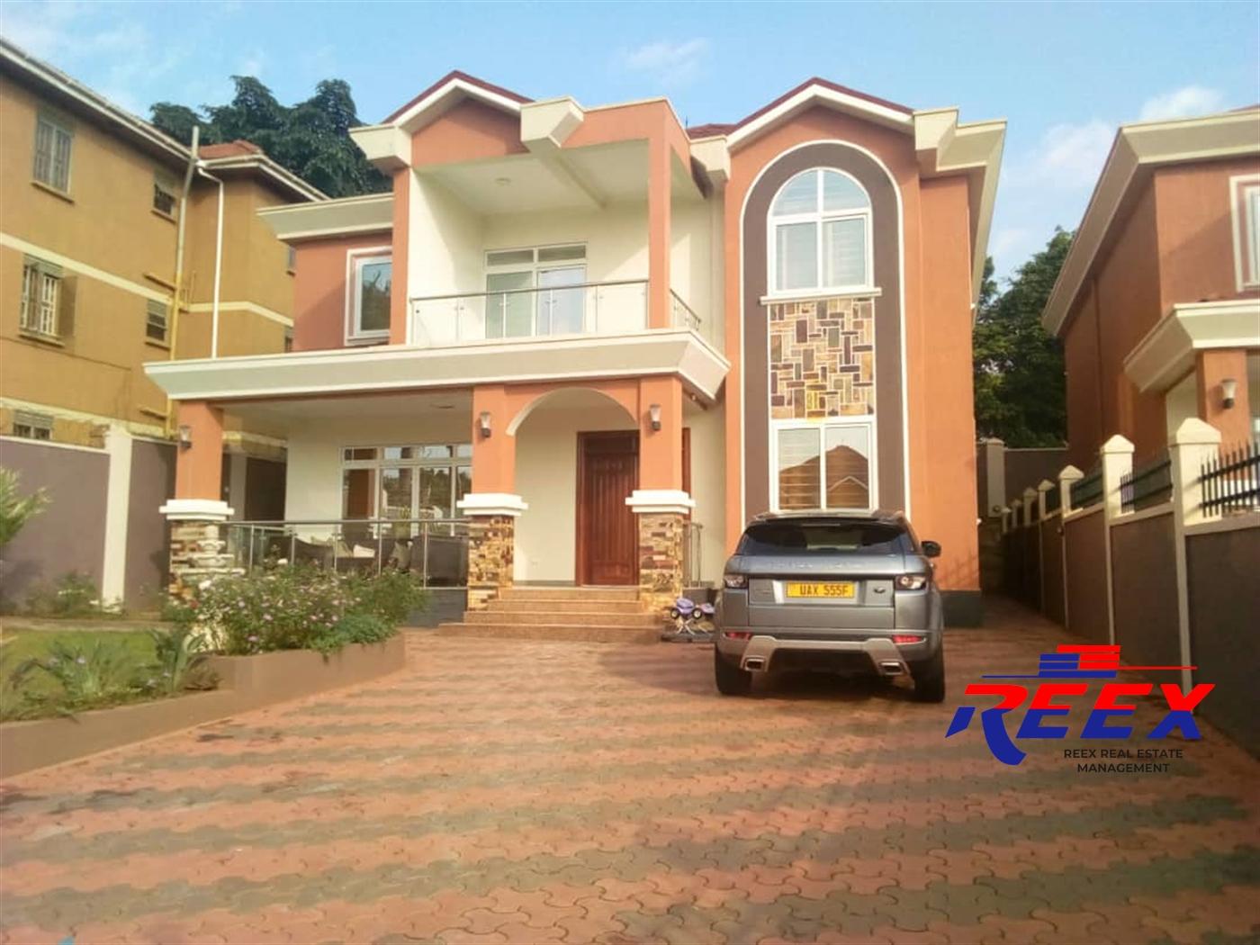 Bungalow for sale in Nsambya Kampala