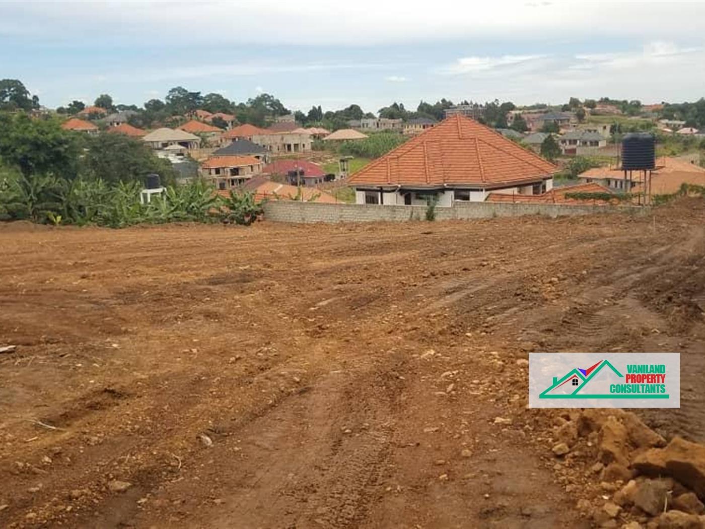 Residential Land for sale in Kira Mukono
