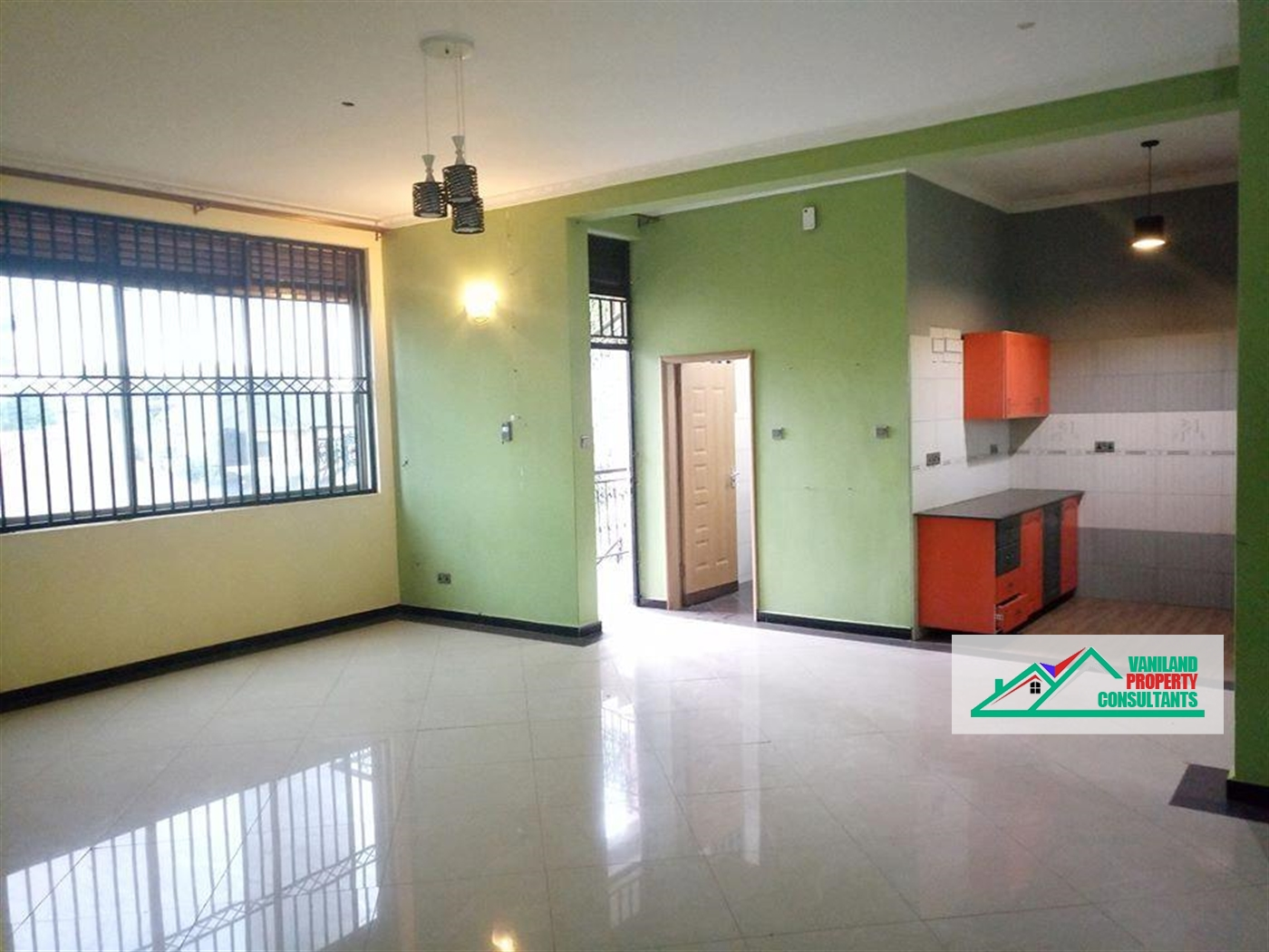 Apartment for rent in Buwaate Wakiso