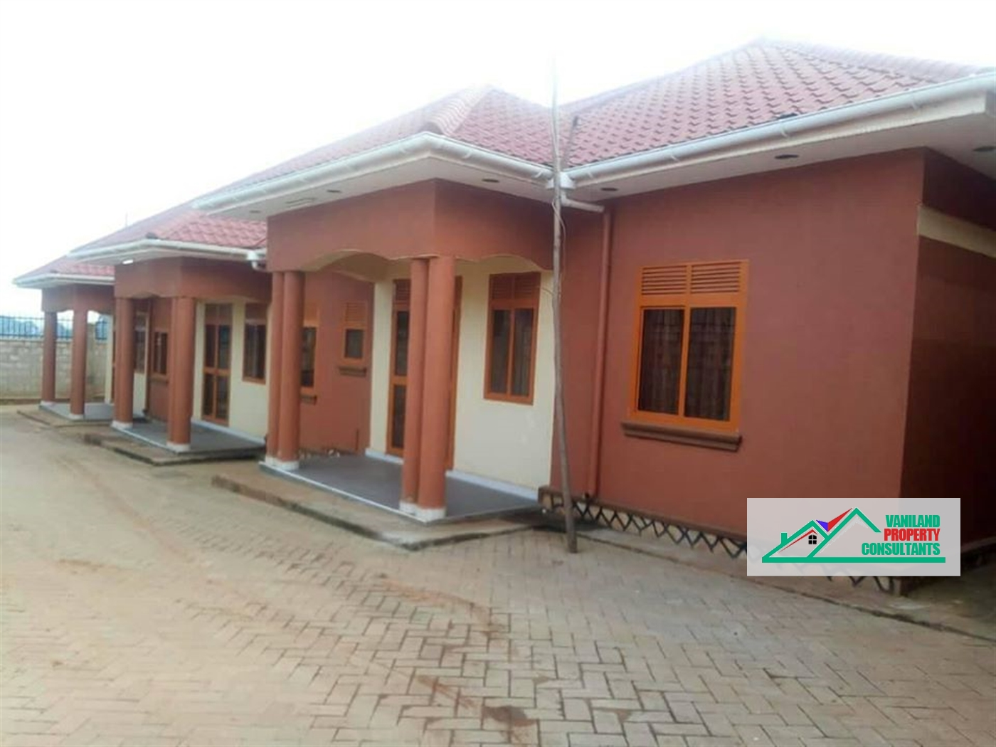 Semi Detached for rent in Wampewo Kampala