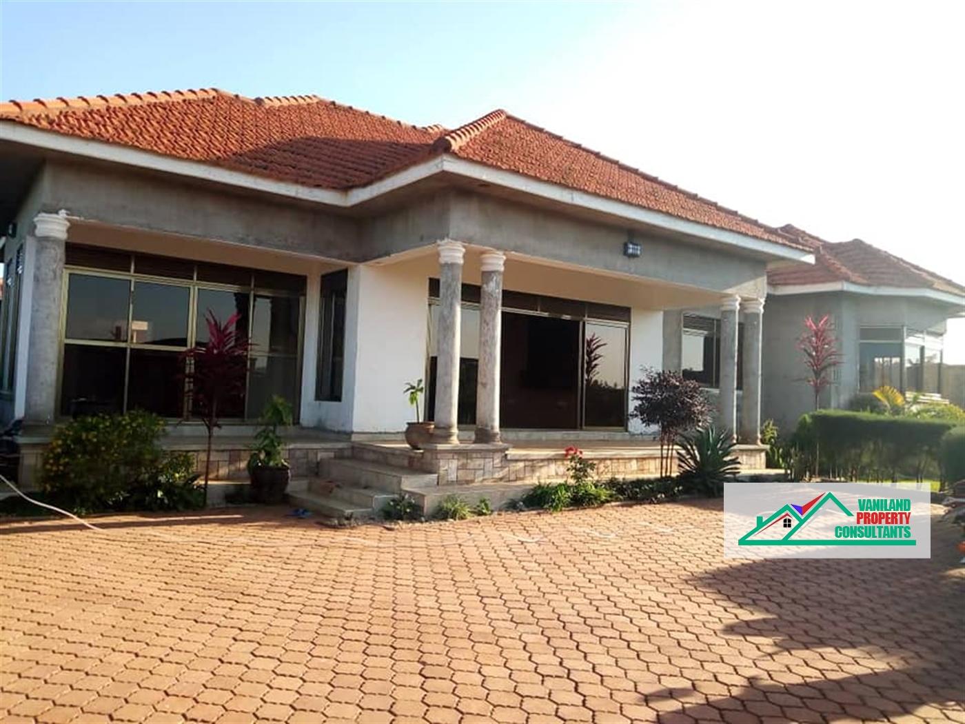 Bungalow for sale in Entebbe Kampala