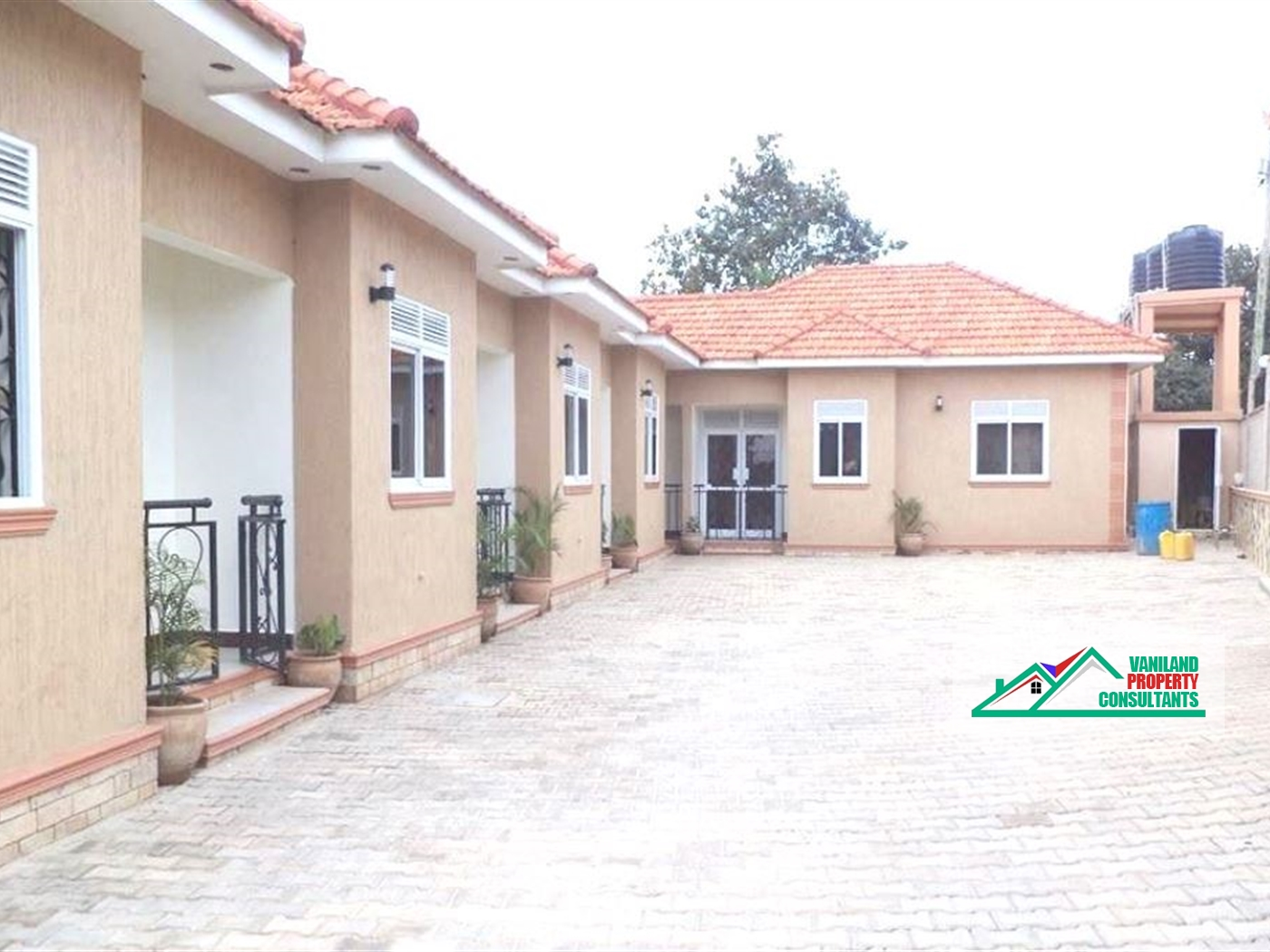 Semi Detached for rent in kisasi Wakiso