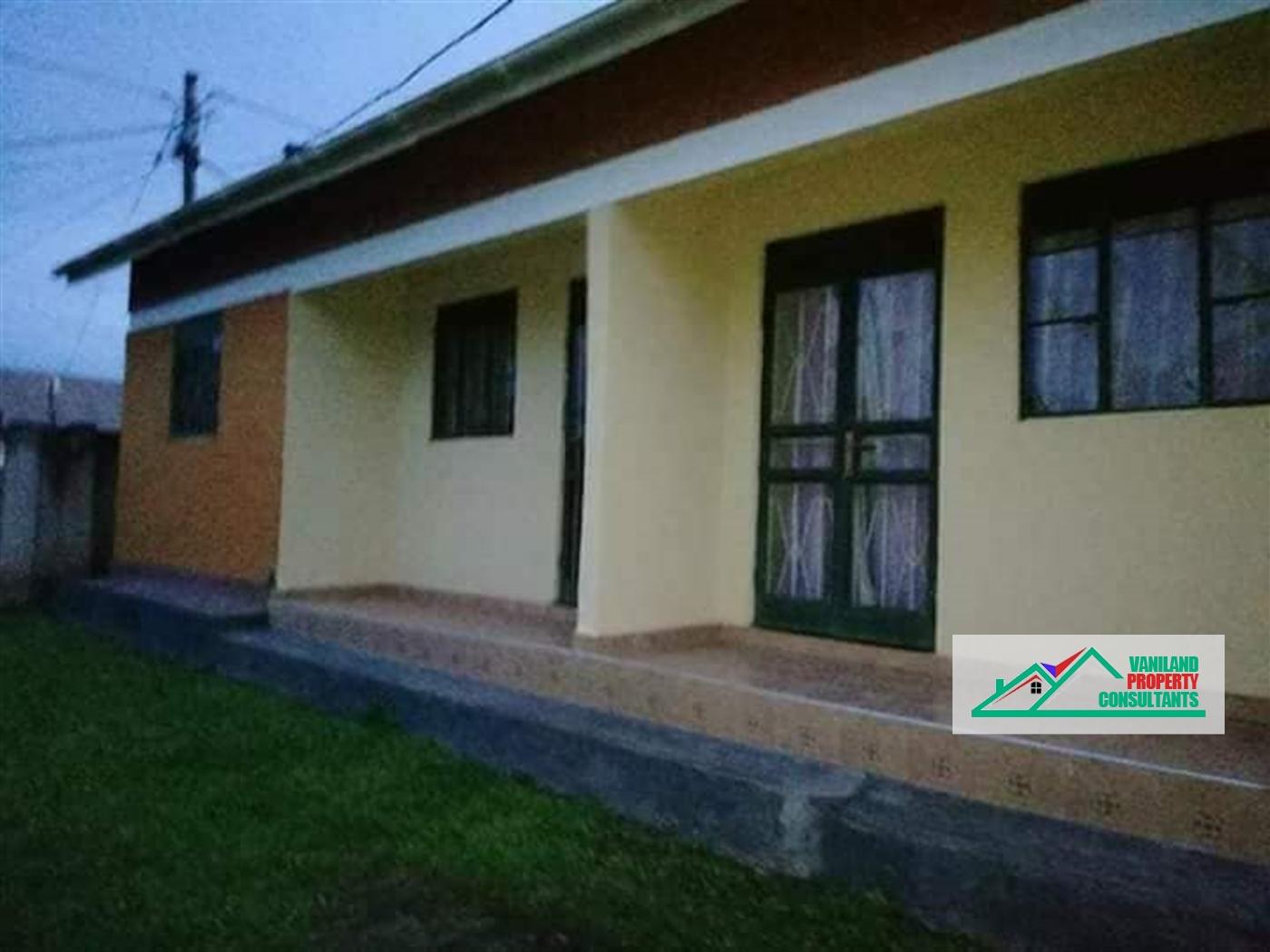 Semi Detached for rent in Sonde Wakiso