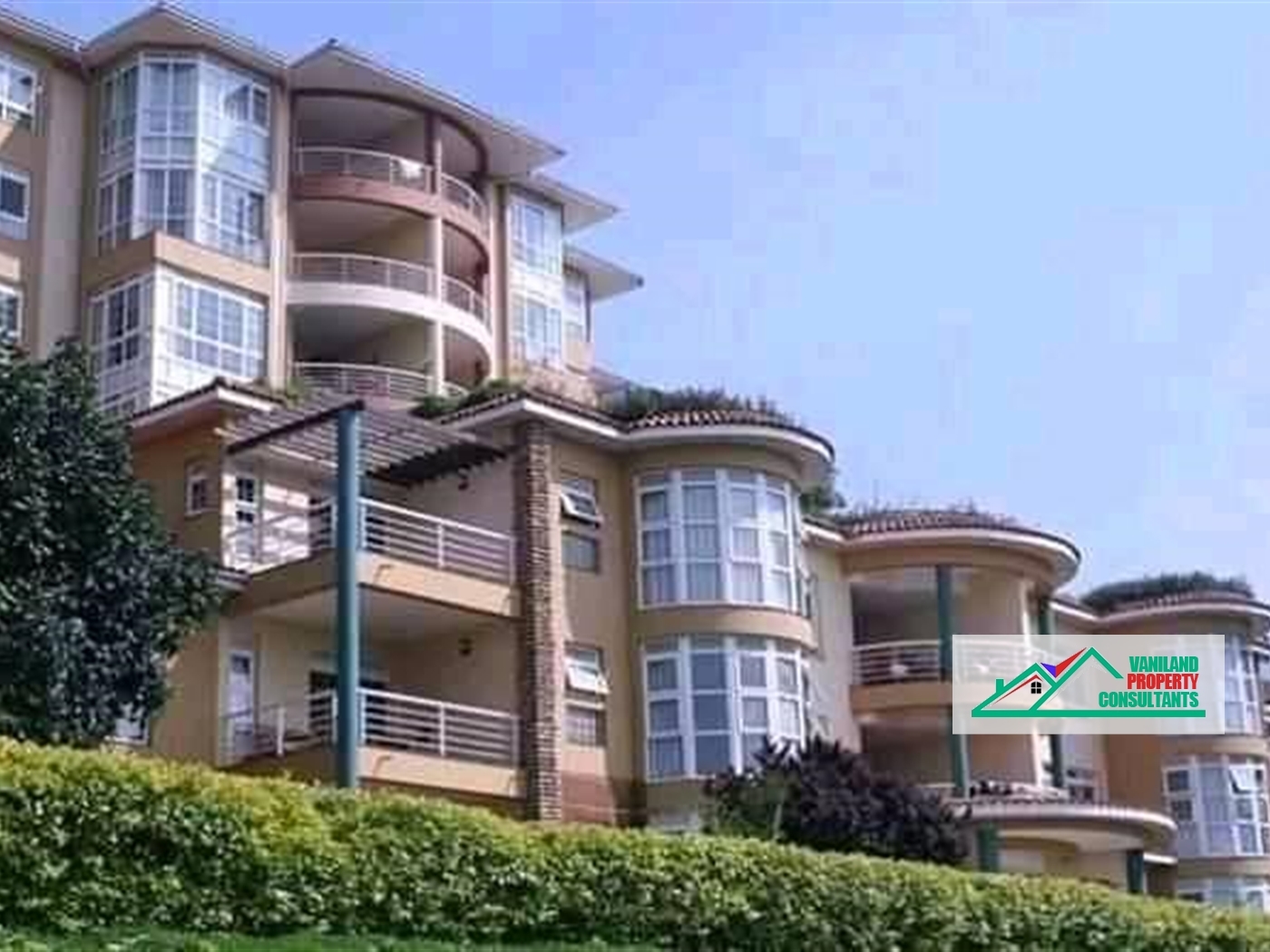 Apartment for rent in Mbuyahill Kampala