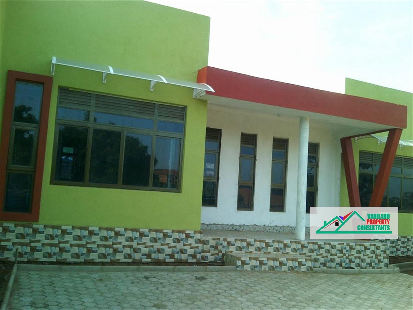 Mansion for rent in Kisasi Kampala