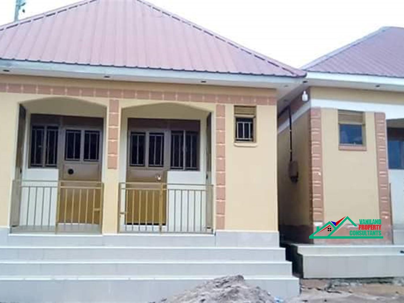 Semi Detached for rent in Kirinya Wakiso