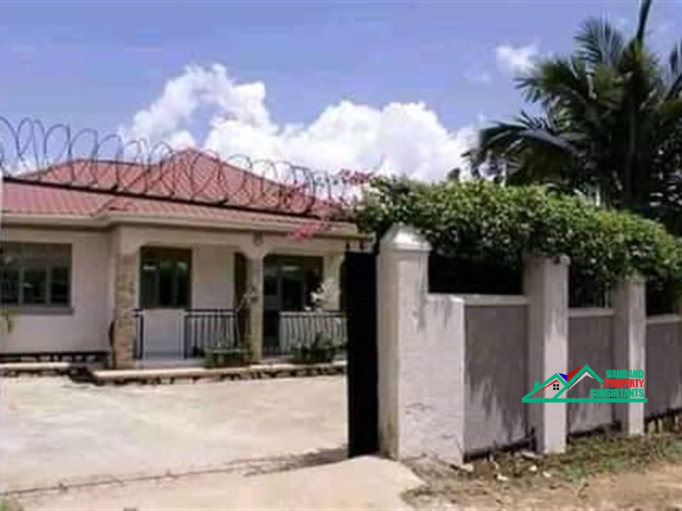 Bungalow for rent in Najjera Wakiso