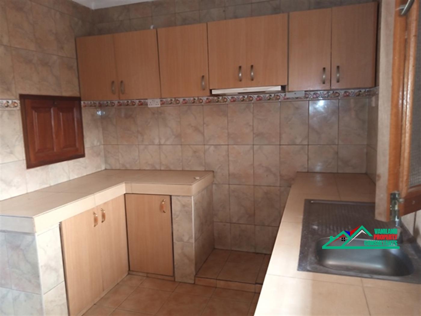 Apartment for rent in Bukoto Wakiso