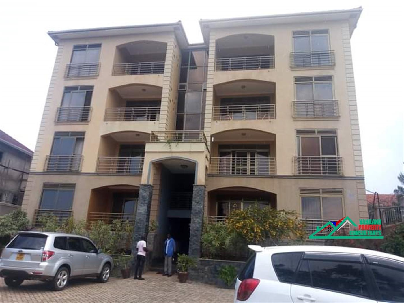 Apartment for rent in Bunga Wakiso