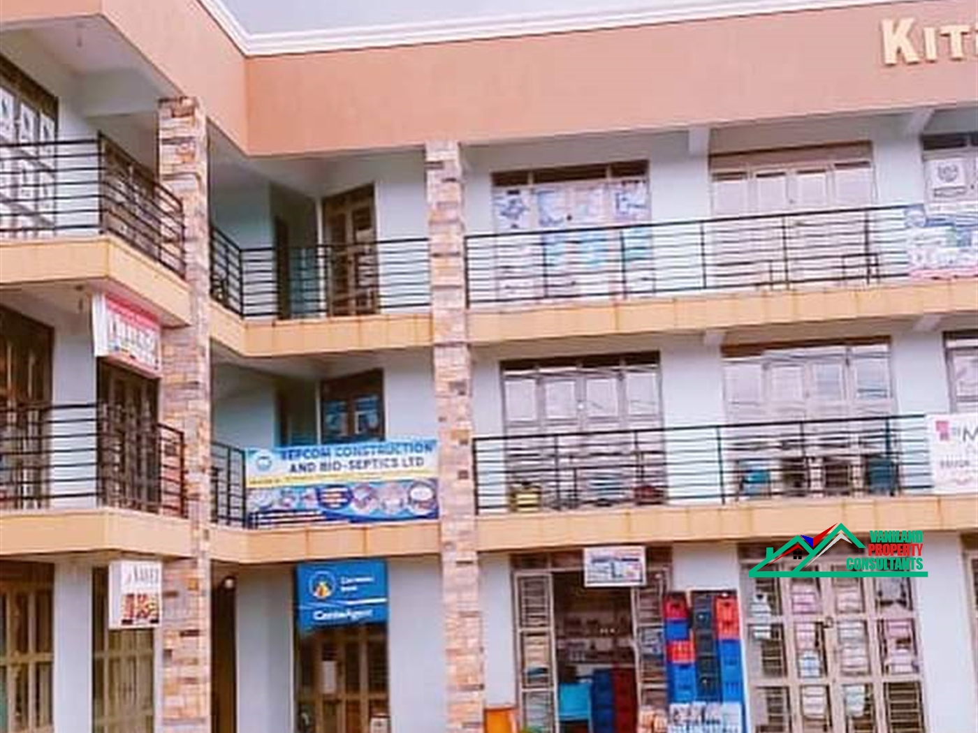 Commercial block for sale in Kitala Wakiso