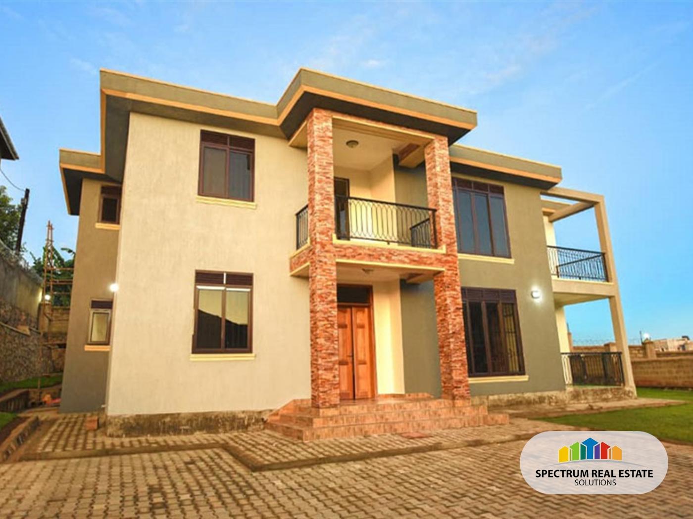 Villa for sale in Lubowa Kampala