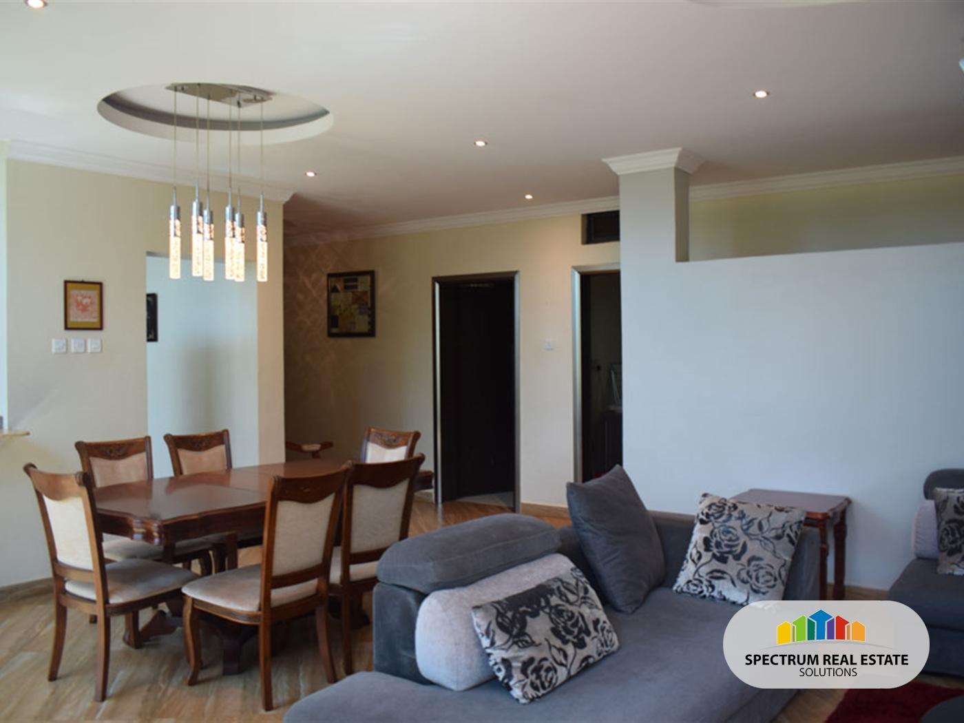 Apartment for sale in Bunga Kampala