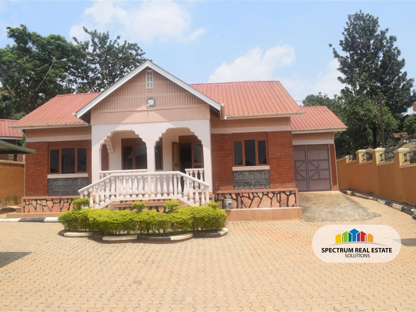 Bungalow for sale in Kitetika Wakiso