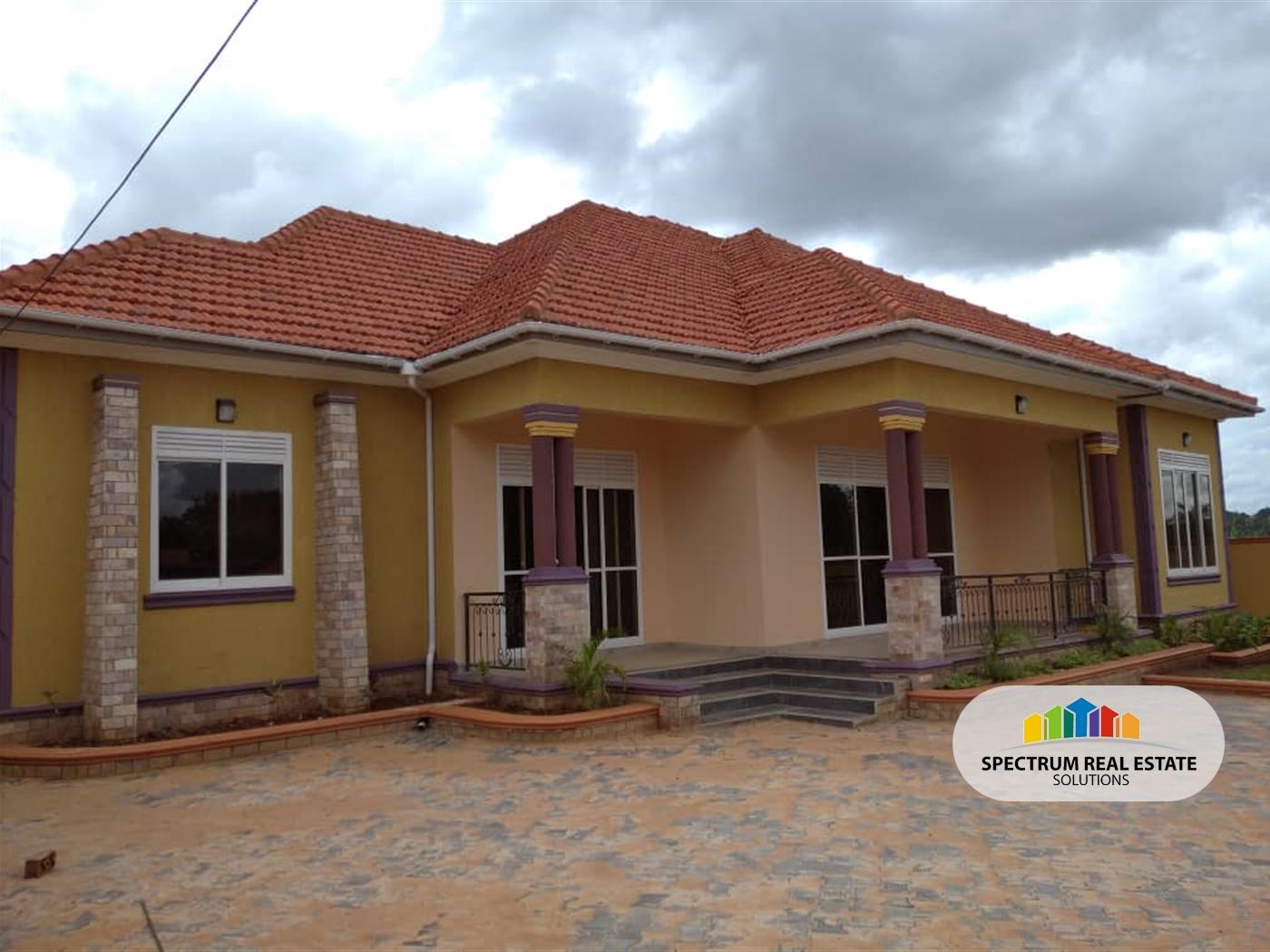 Bungalow for sale in Kulambilo Kampala