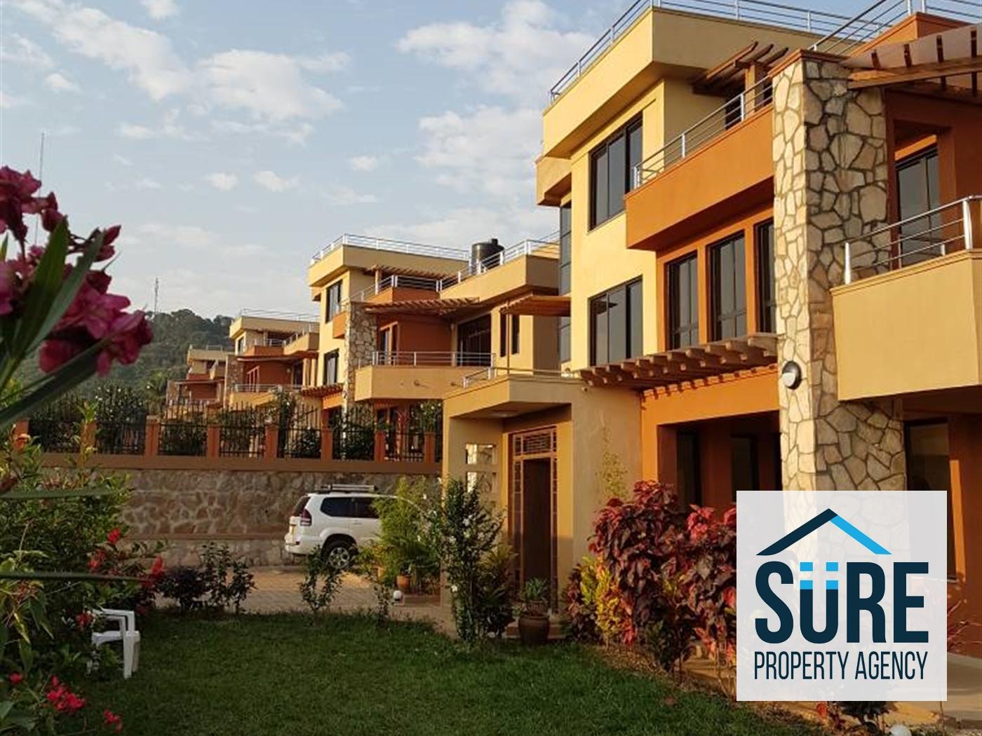 Villa for sale in Buziga Kampala